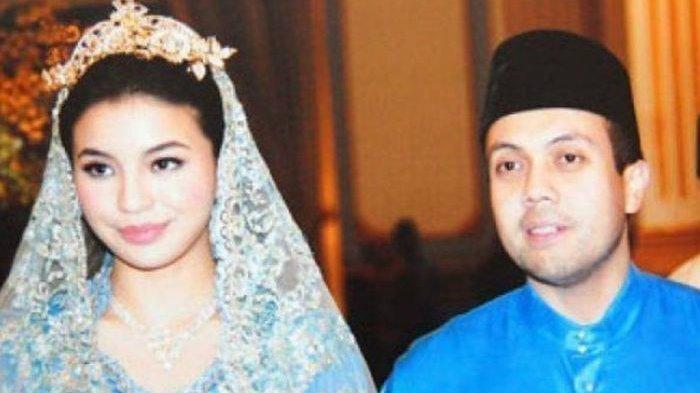 Pernikahan Manohara dan Pangeran Kelantan Tengku Muhammad Fakhry.