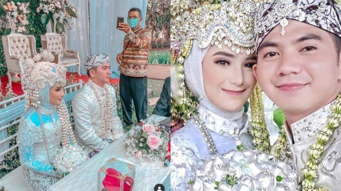 Tak Bersanding dengan Lesty Kejora, Rizky DA2 Menikah Proses Taaruf, Ini Foto-foto Pernikahannya