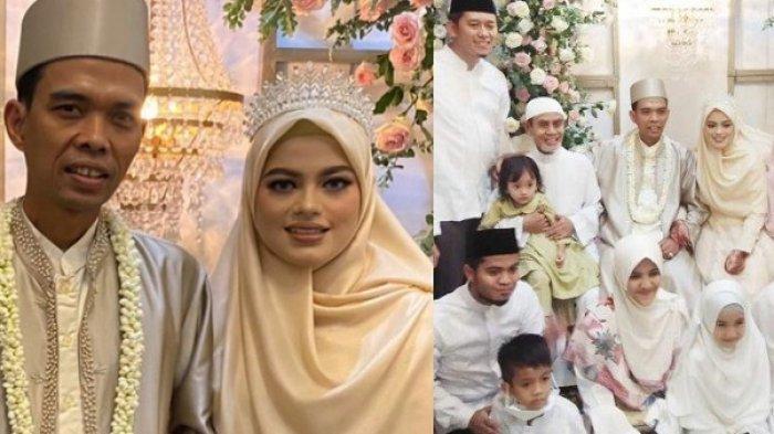 BARU Seminggu Dinikahi, Fatimah Az Zahra Sudah Rubah Penampilan, Mesra Dirangkul Ustaz Abdul Somad