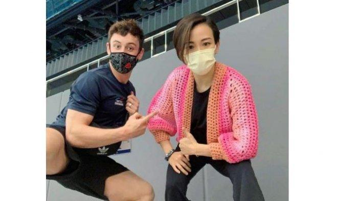 Persahabatan Cheong Jun Hoong dan Tom Daley