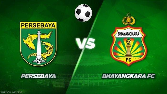 PREDIKSI Persebaya Surabaya vs Bhayangkara FC Liga 1 2021, Duel King Eze vs Jose Wilkson