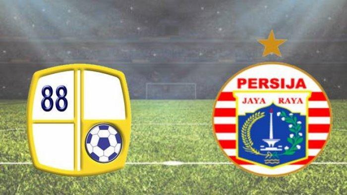 JADWAL & PREDIKSI Piala Menpora Persija Jakarta vs Barito Putera Babak Perempat Final Live Malam Ini