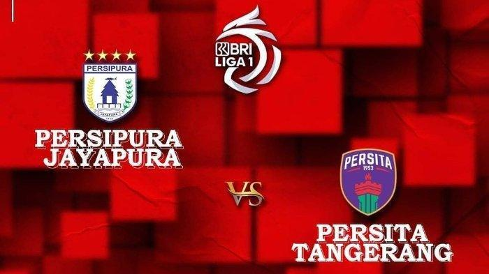 LINK LIVE Streaming Persipura Jayapura vs Persita Tangerang Liga 1 2021, Live Indosiar Malam Ini