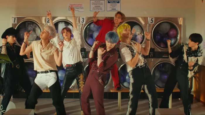 CHORD Lagu Permission to Dance - BTS, Lengkap Kunci Gitar & Lirik, Mudah Dimainkan Bagi Pemula
