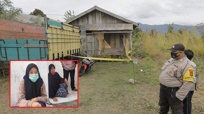 Misteri Kematian Istri Muda Tewas Berlutut, Leher Tergantung di Truk, Kesaksian Tetangga Jadi Kunci