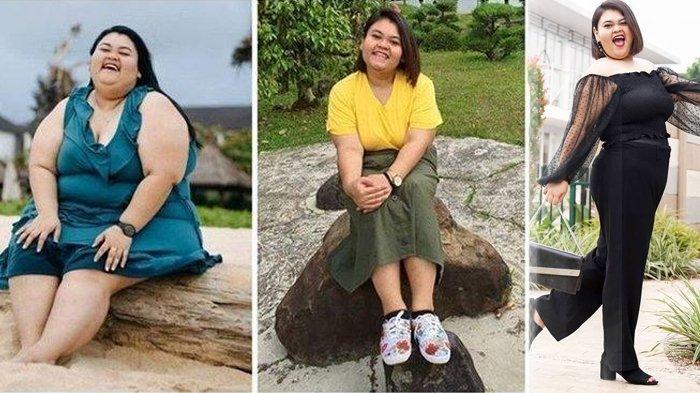 VIRAL Diet Witta Sylvia, BB Turun 62 Kg Selama 5 Bulan, Padahal Tetap Makan Nasi & Tak Olahrga Berat