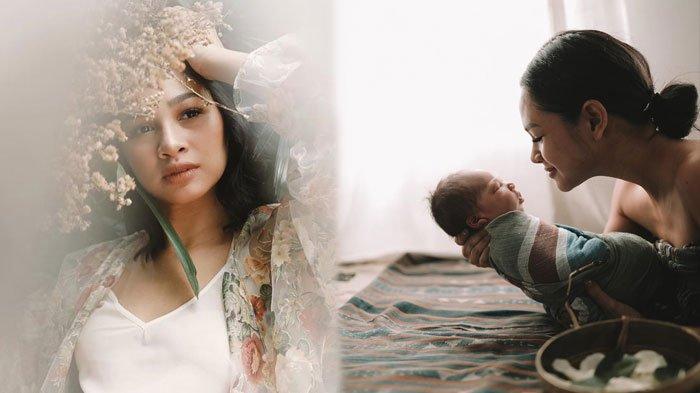 Pesan Cinta Andien Aisyah untuk Anak Keduanya, Sebut soal Hidup dan Memberi Makna