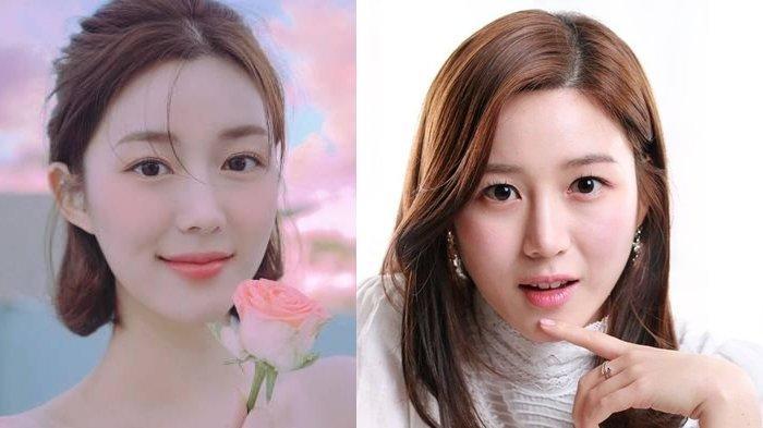 Pesona Lee Da In, 10 Potret Anggun Aktris Korea yang Dikabarkan Pacaran dengan Lee Seung Gi