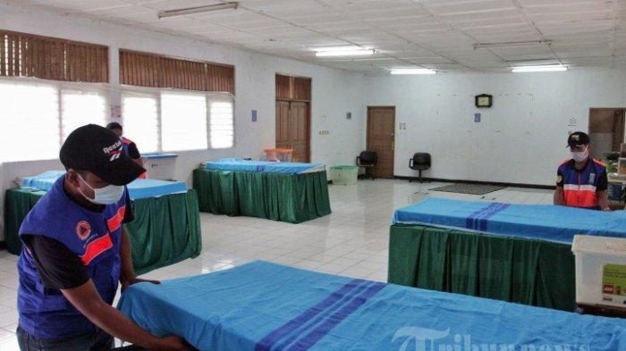 32 Lokasi Isolasi Mandiri Pasien Covid-19 di DKI Jakarta, Bisa Tampung 9.461 Orang, Ini Daftarnya