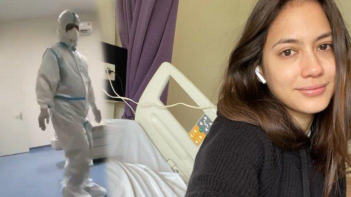 BREAKING NEWS! Pevita Pearce Positif Covid-19, Akui Terkejut karena Sudah Terapkan Pola Hidup Sehat