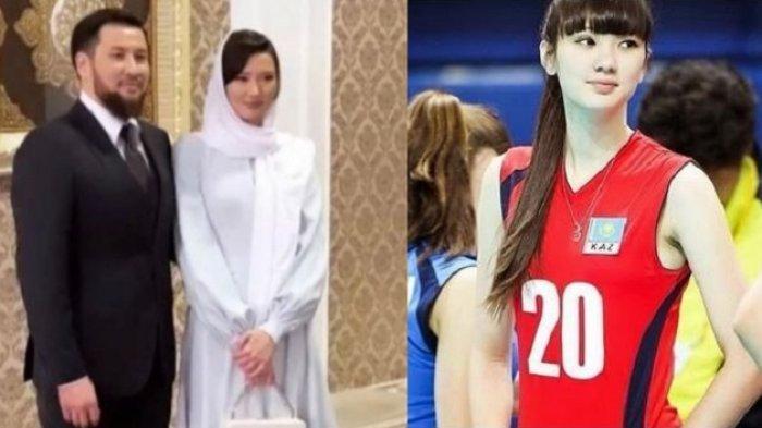 PROFESI Suami Pevoli Sabina Altynbekova yang Dulu Viral Terungkap, Curhat Hidupnya Sudah Berubah