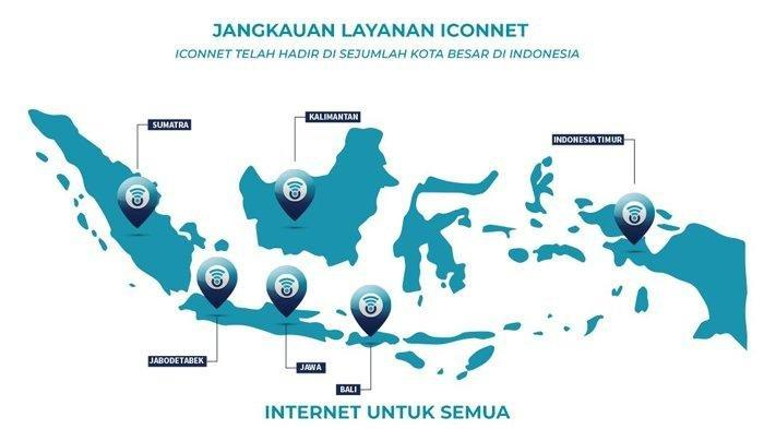 Daftar Wilayah dan Harga Langganan Layanan Internet PLN Iconnet Sebulan, Simak Harga di Jabodetabek