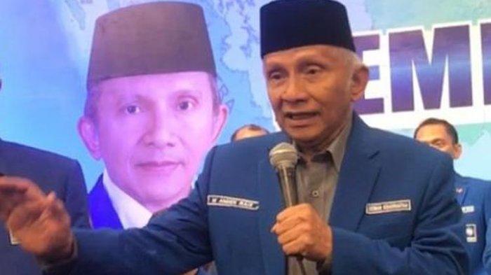 Sebut Ada Skenario Jabatan Presiden Menjadi 3 Periode, Amien Rais: 'Innailaihi wa Innailaihi Rojiun'