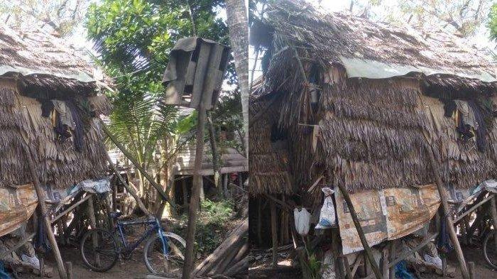 7 Tahun Tinggal di Gubuk Daun, Rumah Pasutri di Pemulutan Kini Disulap Bak Homestay, Lihat Fotonya!