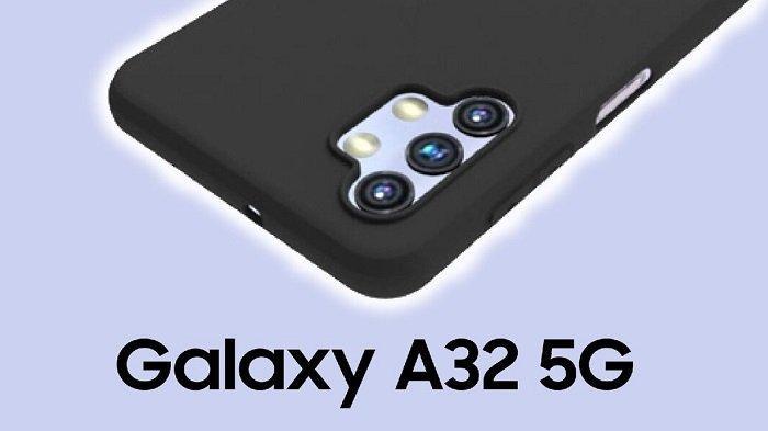 Smartphone Canggih 5G Murah Meriah! Simak Bocoran Harga & Spesifikasi Samsung Galaxy A32 5G