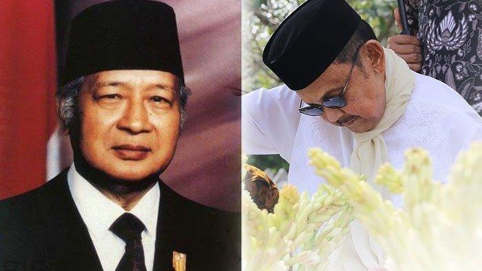 POPULER Tak Disangka, Soeharto Pernah Marah Besar Pada Habibie, Sampai Menolak Dijenguk Saat Sakit