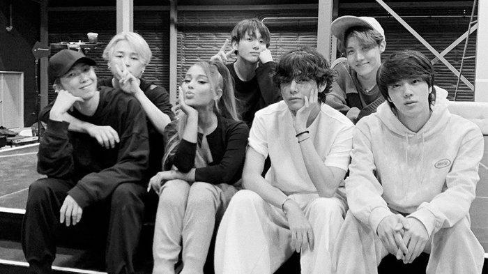 Para Member BTS Ditanya Apakah Saat Ini Punya Pacar, Jawaban Suga dan Jungkook Jadi Sorotan