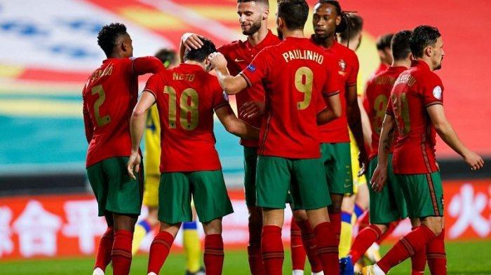 DAFTAR Pemain Haus Gol di EURO 2020! Cristiano Ronaldo, Lukaku, Lewandowski, hingga Rashford