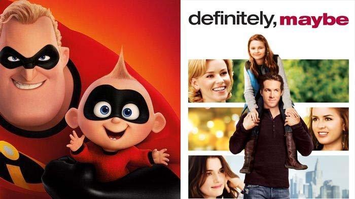 5 Rekomendasi Film Keluarga Bertema Hubungan Ayah dan Anak, Mulai dari Animasi hingga Superhero