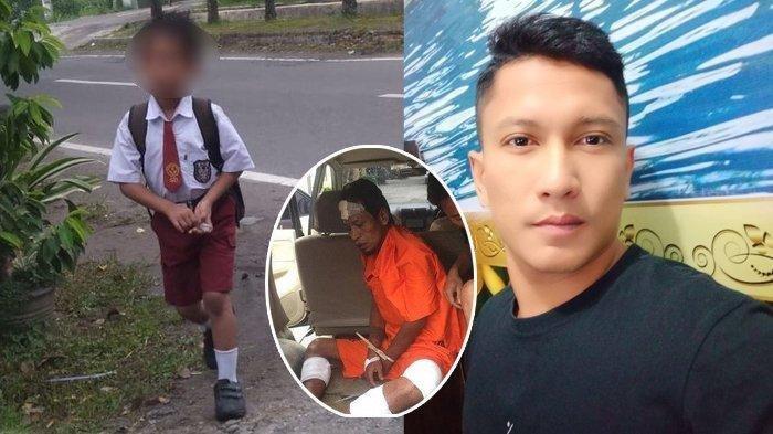 Pelaku Pembunuh Bocah & Pemerkosa Ibu Tewas, Ayah Rangga Pilih Posting Foto Mantan Istri & Almarhum