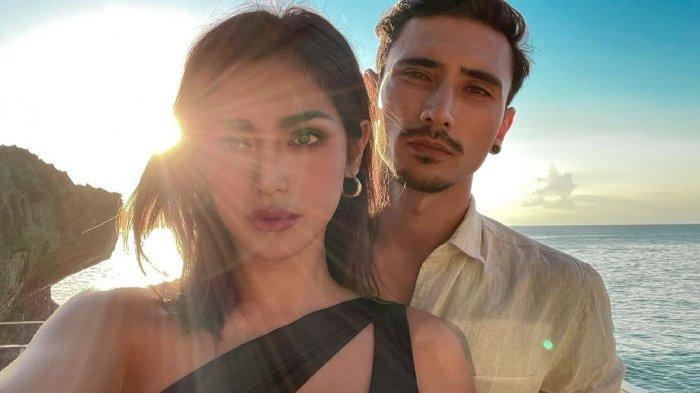Postingan Kebersamaan Jessica Iskandar dan Vincent Verhaag