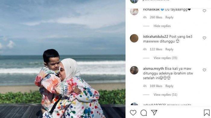 Postingan Putri Anne bersama Ibrahim saat Bali kampung halaman Arya Saloka
