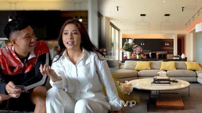 Potret apartemen mewah Indra Priawan dan Nikita Willy.