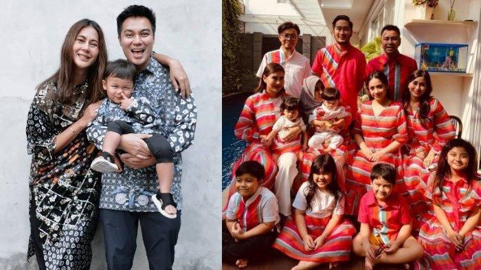 Gaya 6 Artis Rayakan Idul Fitri 2021, Ada Baim Wong hingga Raffi Ahmad Tampil Kompak Bareng Keluarga
