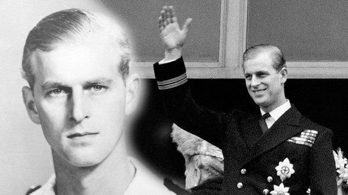 Intip Potret Masa Muda Pangeran Philip, Suami Ratu Elizabeth II Gagah dan Tampan saat Masih Belia
