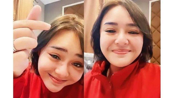 Potret Mata sembab Amanda Manopo di lokasi syuting Ikatan Cinta buat fans semakin sedih