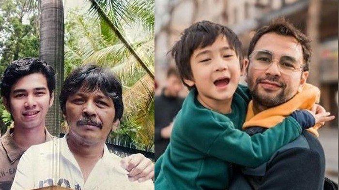 TANGIS Raffi Ahmad Pecah 'Ketampar' Ucapan Rafathar, Mimpi Alm Ayah Gendong sang Cucu: Ini Pertanda