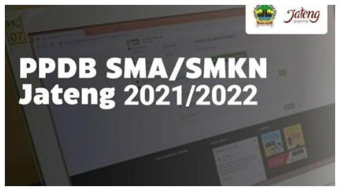PPDB Jateng 2021. Dalam artikel terdapat jadwal dan syarat daftar ulang Penerimaan Peserta Didik Baru (PPDB) di Jawa Tengah (Jateng) 2021.