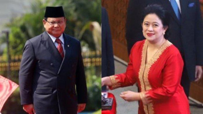 MENGUAT! Sinyal Prabowo Duet dengan Puan di Pilpres 2024, Pengamat: Lawannya Bukan Ganjar Tapi Anies