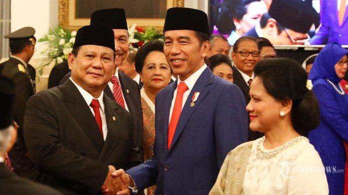 Tunjuk Prabowo Pimpin Proyek Lumbung Pangan, Jokowi: Namanya Pertahanan Itu Juga di Bidang Pangan