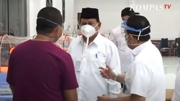 Kelebihan Masker Berselang Milik Prabowo Subianto, Diklaim Efektif Tangkal Corona, Segini Harganya
