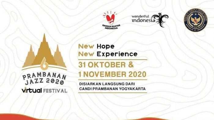 Prambanan Jazz Festival Virtual 2020, Pamungkas Tak Lanjutkan Penampilan, Ardhito Pramono Terpeleset