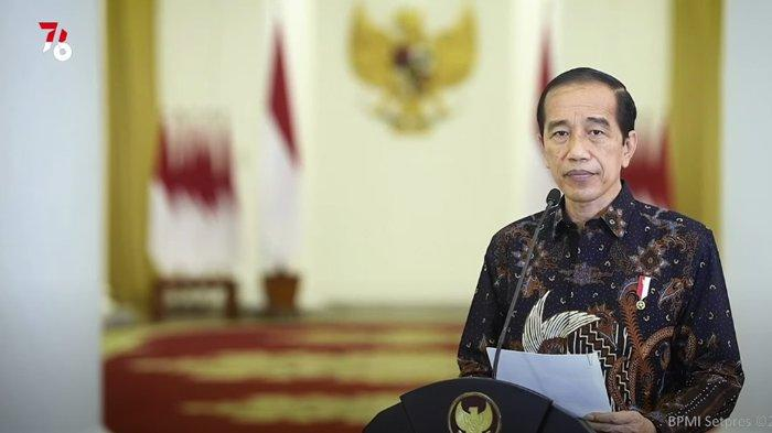 RESMI! Presiden Joko Widodo Mengumumkan, PPKM Level 4 Diperpanjang Mulai Tanggal 3-9 Agustus 2021