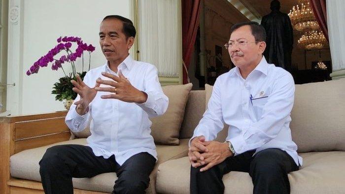 Kejengkelan Jokowi pada Menteri yang Terlalu 'Santai' di Tengah Krisis Memuncak, Ancam Reshuffle