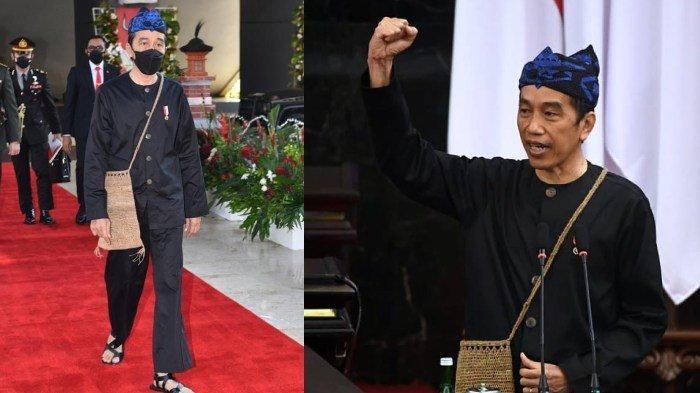 Pakai Baju Suku Badui di Sidang MPR, Presiden Jokowi Bakal Pakai Adat Mana di Upacara HUT ke-76 RI?