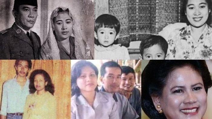 Deretan Foto Masa Muda 7 Presiden Indonesia & Pasangan: Soekarno Hingga Jokowi, Siapa ter-Romantis?