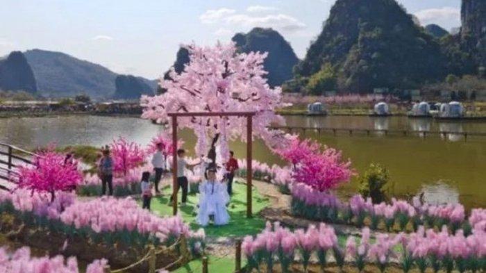 NASIB Pria Habiskan Uang Bangun 'Pulau Cinta' untuk Mantan, Ujung-ujungnya Ditolak, Gagal Balikan