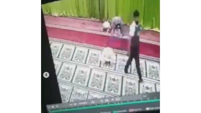 Pelaku Pencabulan Bocah Perempuan di Masjid yang Viral Ditangkap Polisi, Ternyata Masih Pelajar!