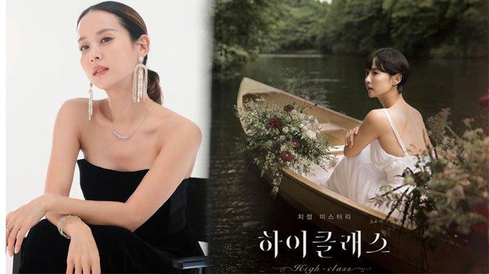 PROFIL Cho Yeo Jeong, Pemain Drama Korea High Class, Tetap Cantik di Usia 40 Tahun, Intip Potretnya