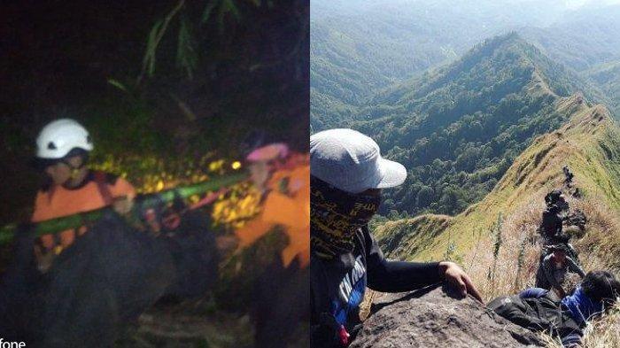POPULER - 5 Fakta Pendaki Multazam Jatuh dari Puncak Gunung Piramid: Terpeleset & Ditemukan Tewas
