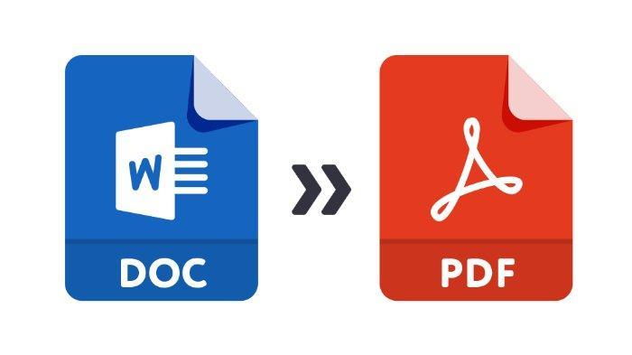 CARA Mudah Kompres File Word ke PDF, Melalui Microsoft Word, Google Drive hingga Google Docs