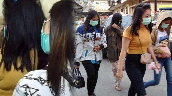 Polisi Bongkar Prostitusi di Tasikmalaya, 5 Wanita Diciduk Ada yang 16 Tahun, Ini Tarif & Hukumannya
