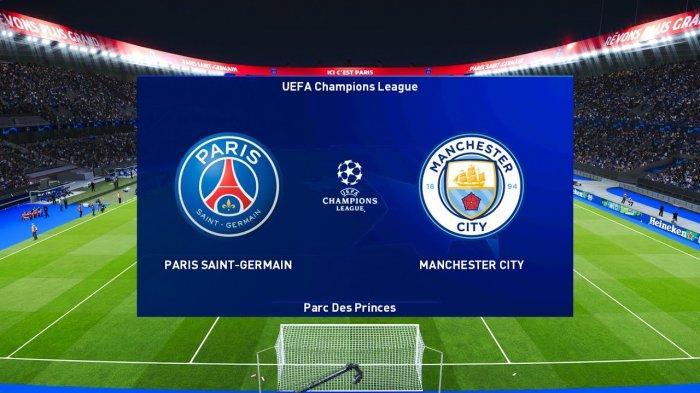 LIVE STREAMING Liga Champions PSG vs Manchester City Semifinal LEG 1 Malam Ini di SCTV, Cek Linknya