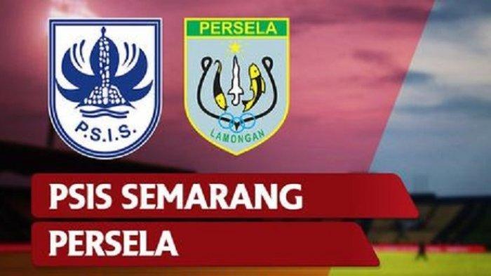 LIVE STREAMING Indosiar PSIS Semarang vs Persela Lamongan Liga 1 2021, Mahesa Jenar Unggul H2H