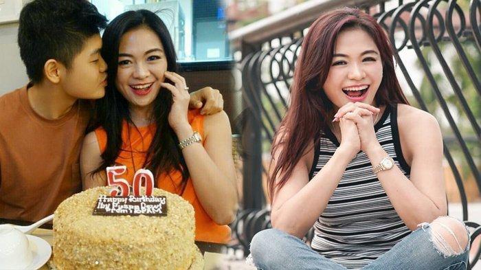 Puspa Dewi, viral karena awet muda bak ABG di usia 50-an tahun.
