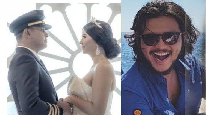 Qory Sandioriva resmi dinikahi pilot bernama Shah Rei, hubungan suami baru dengan sang mantan, Ramon Y Tungka, berjalan baik